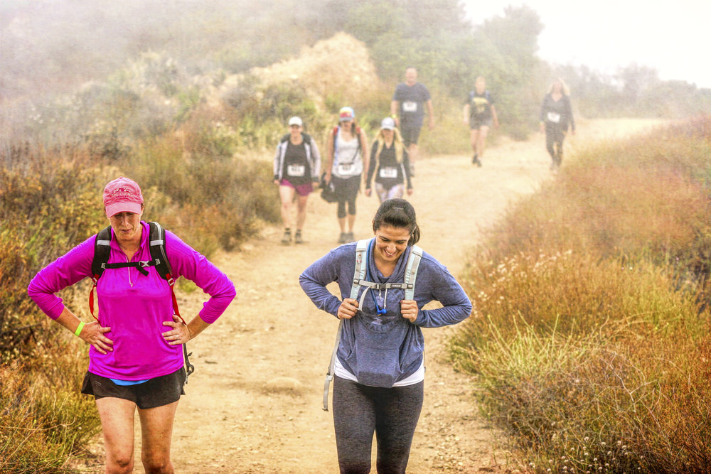 Tough Topanga 10k Hiker's Delight Hike