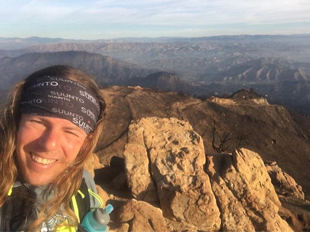 Greetings from the top of Bulldog!! I'm really excited to put on the 2019 @bulldog_ultra in August!  Don't forget to sign up before Saturday, February 2nd. That's when Early Bird pricing ends.  Hope to see you there!! . . . #bulldogultra #50k #25k #ultra #endurance #ultrarunner #trailrunning #santamonicamountains #malibu #malibucreekstatepark  #toughtopanga #10k #trailrace #letsrun #outdoors #everyday #traillife #topanga #socal #mountains #plantbasedathlete #losangeles