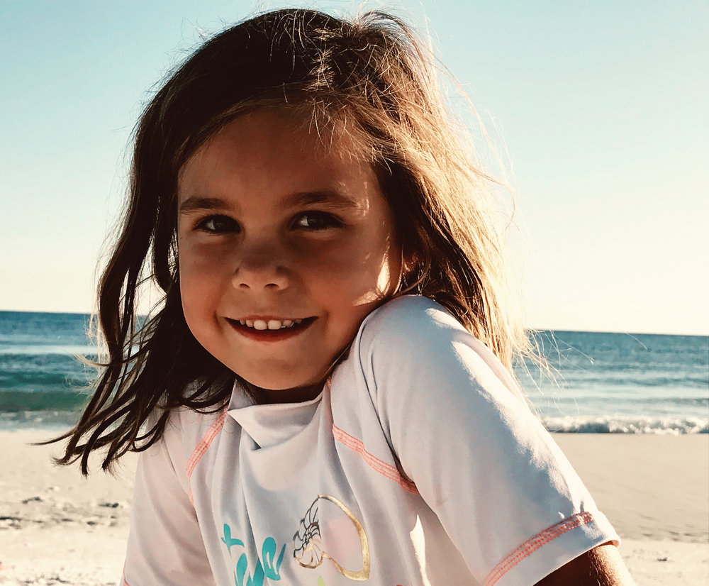 Della - I love being with my family. I love seeing new places, bike rides, shopping, fashion design, cooking, and picnics. My favorite adventures are around the ocean. My favorite color is white. My most favorite princess is Ariel. My favorite food is broccoli.