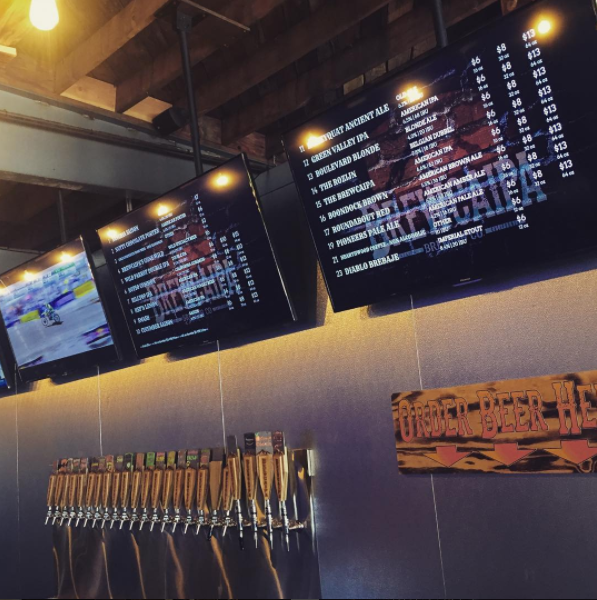 A Better Menu Experience - Nowadays people expect to find your up-to-date menu everywhere that they find your business, including your website and social media. Exceed their expectations with website, social, and TV menus that go above and beyond.