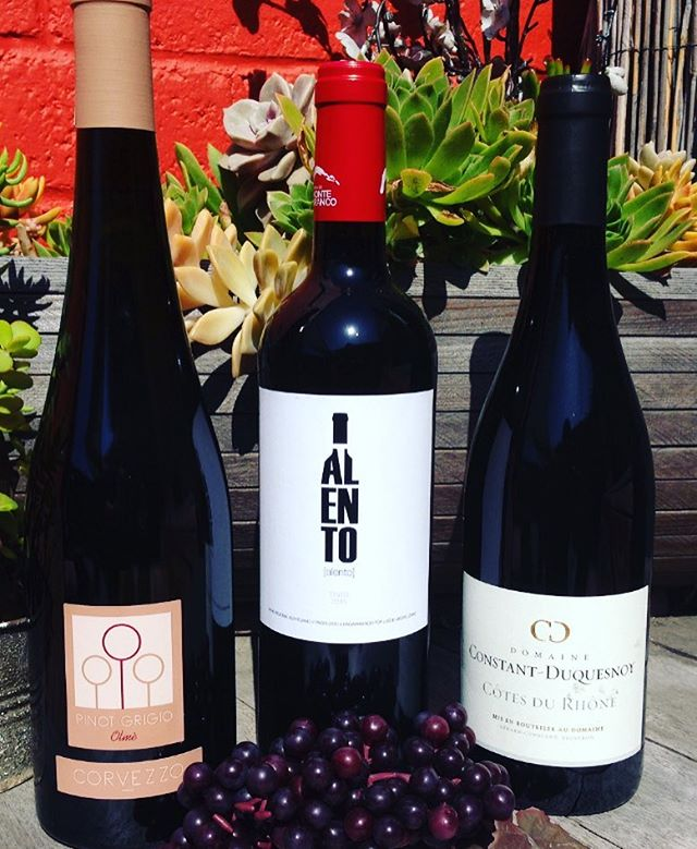 Who else is pouring these amazing wines tonight with 3 cheeses for only $12? Come and get it starting at 5pm!!!❤️🧀🍷