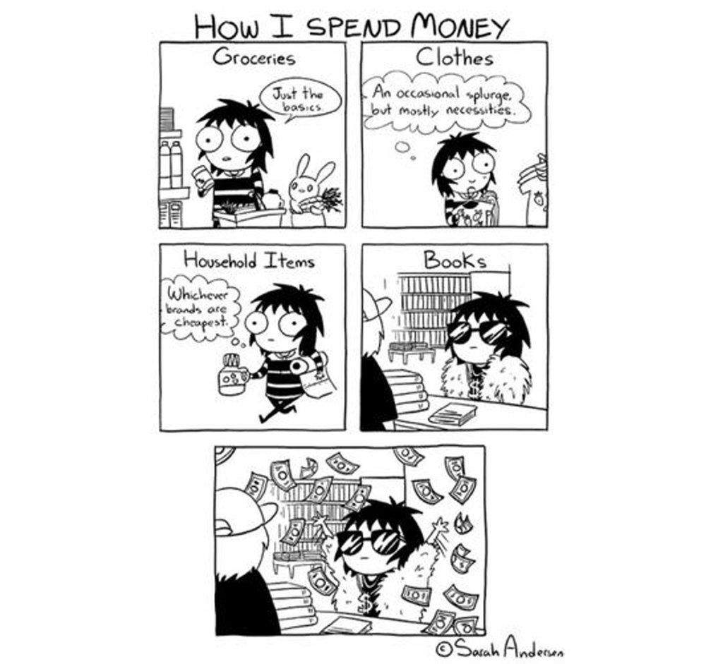 Webcomic credit:  Sarah's Scribbles