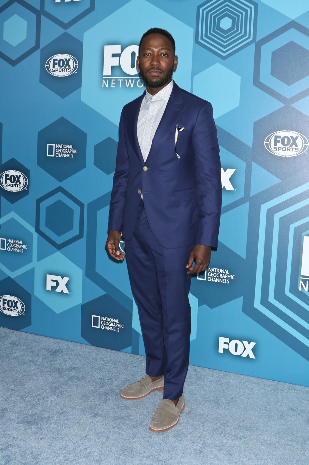 Lamorne Morris -  New Girl   Fox  Upfront