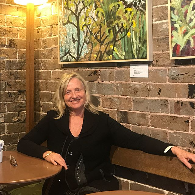 It is our great pleasure to introduce you to our latest exhibition with amazing local artist Marie Dalliston . You will be inspired by her talents, her passions for protecting environments and our local heritages @artistmariedalliston