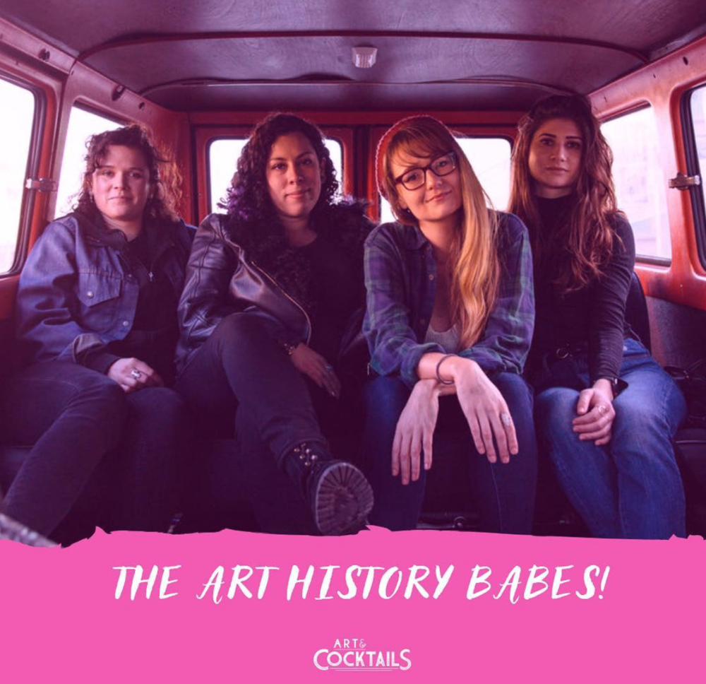 Episode 25: The Art History Babes   Kat interviews Corrie and Natalie (2/4 of The Art History Babes) about the inspiration behind the Art History Babes podcast, handling criticism, the challenges of starting your own projects, building a community instead of competition and more.