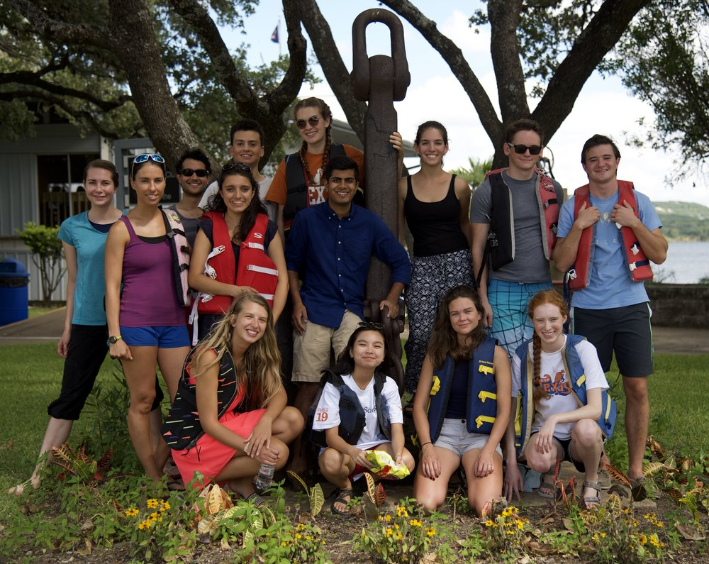 Our Members - ...are the heart of our club. Community is what  makes the University of Texas Sailing Club thrive.