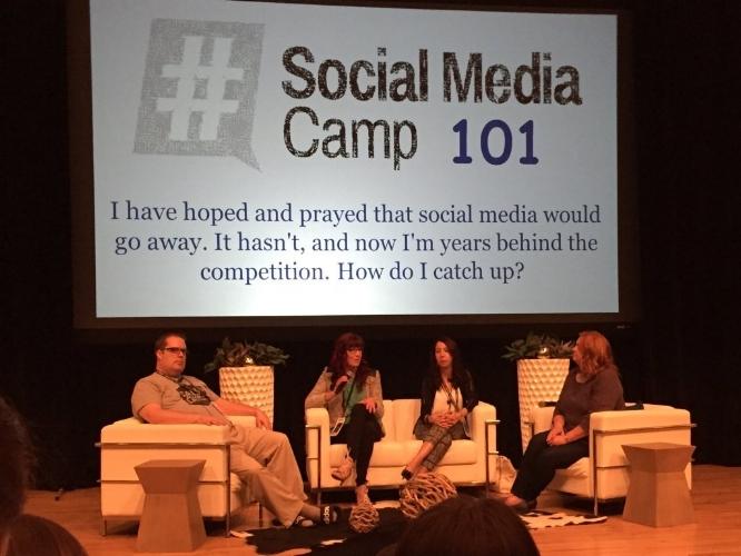 Opening Social Media Camp 2016