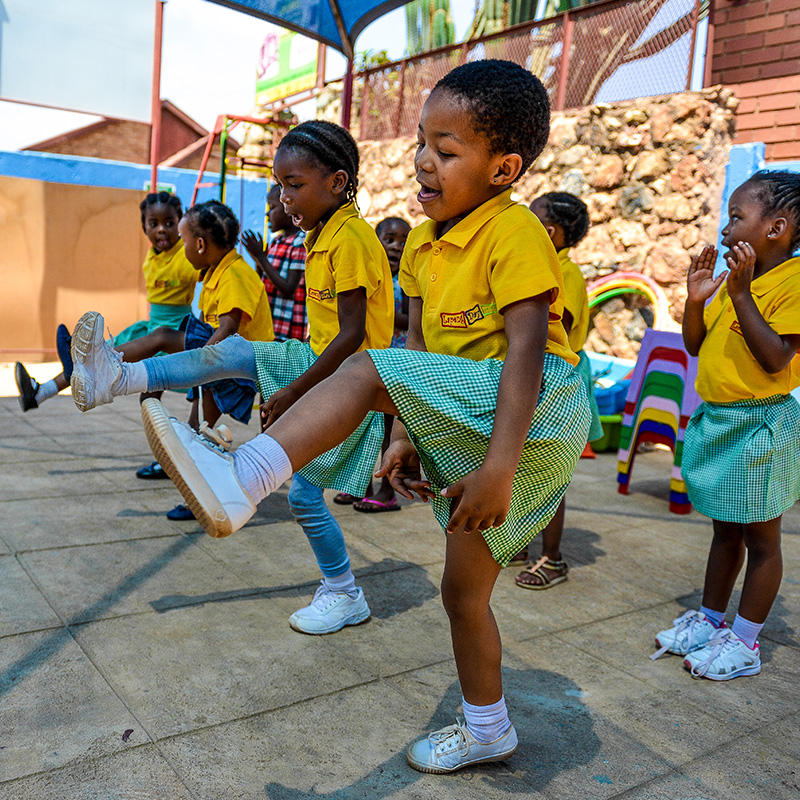 Music in Early-Childhood Development - We support organizations that further our understanding of music's potential impact on early childhood development