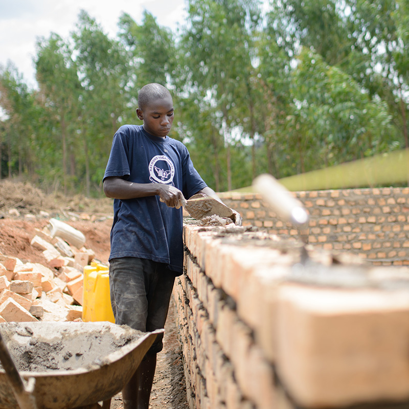 These investments support organizations that sustainably rebuild lives and communities following a disaster     Learn about this Focus Area >