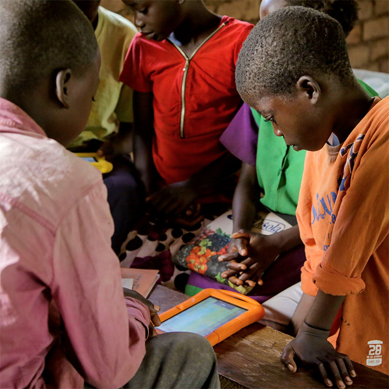 Impact Investments - ELMA makes impact investments in companies that are providing healthcare and education products and services to children across Africa