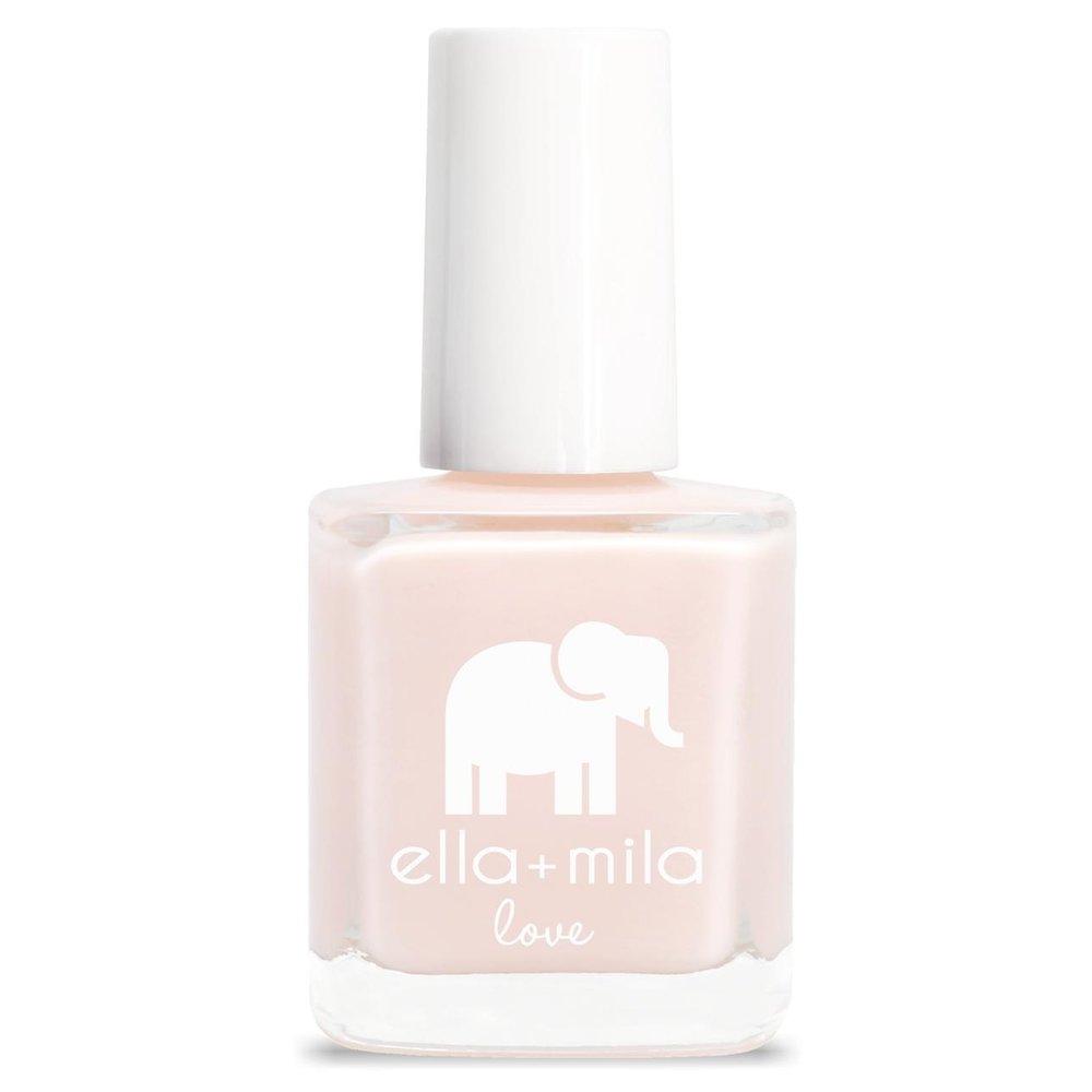 pregnancy safe non-toxic nail polish elle + mila