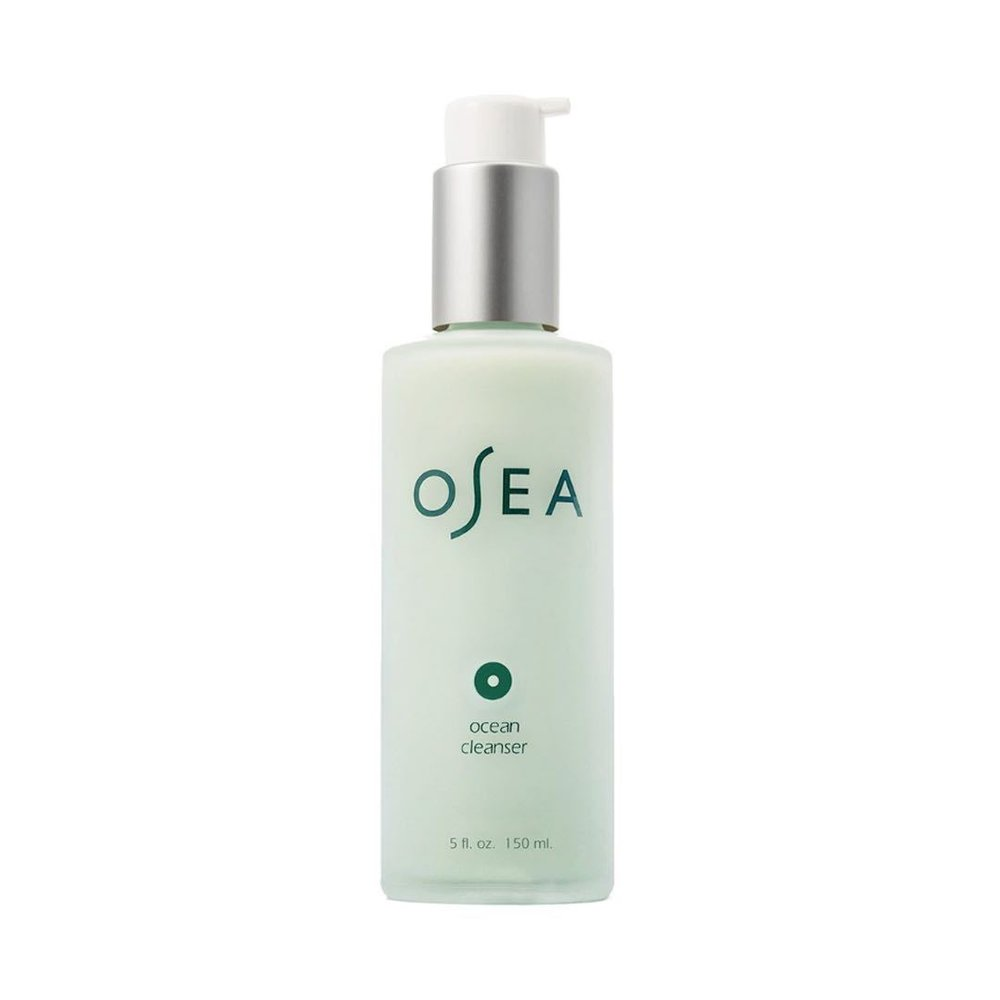 facial cleanser osea ocean cleanser