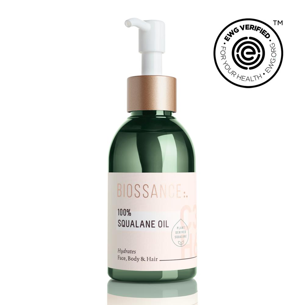 body oils biossance 100% squalane oil