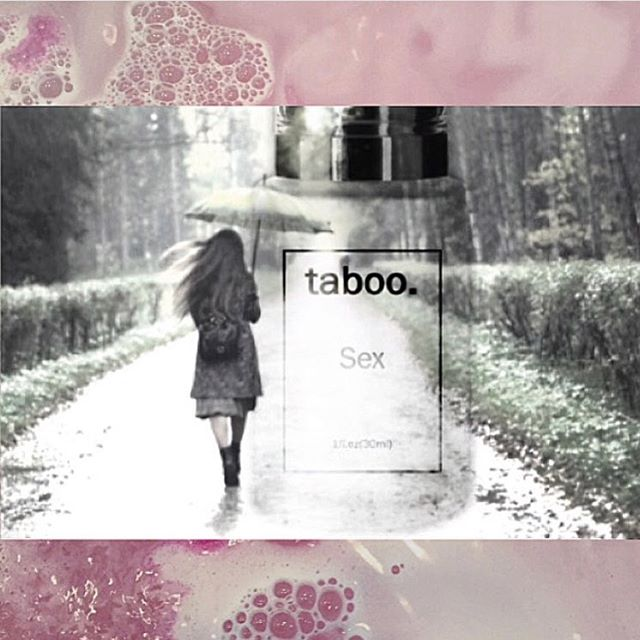COMING SOON.  Sex by taboo.