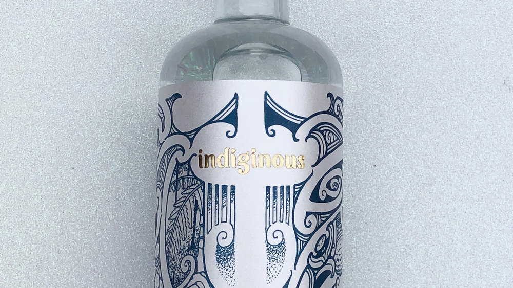 INDIGINOUSDISTILLERY - Gin distilled on the site of the original Tuatara Brewery, Kapiti Coast.