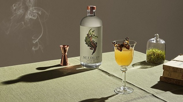 """SEEDLIP - """"What to drink when you're not drinking"""". The World's First Distilled Non-Alcoholic Spirits"""