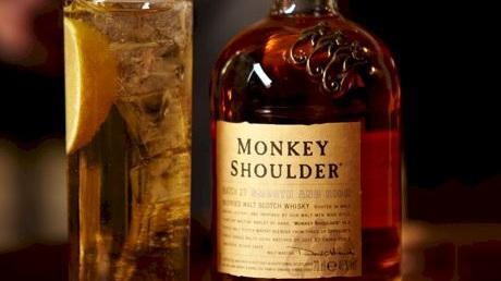 MONKEY SHOULDER - Malt whisky made for mixing.