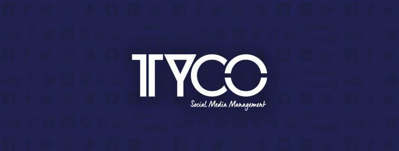 Tyco Social Media Management Logo