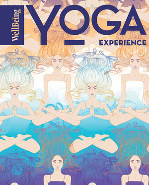 Yoga experience magazine cover