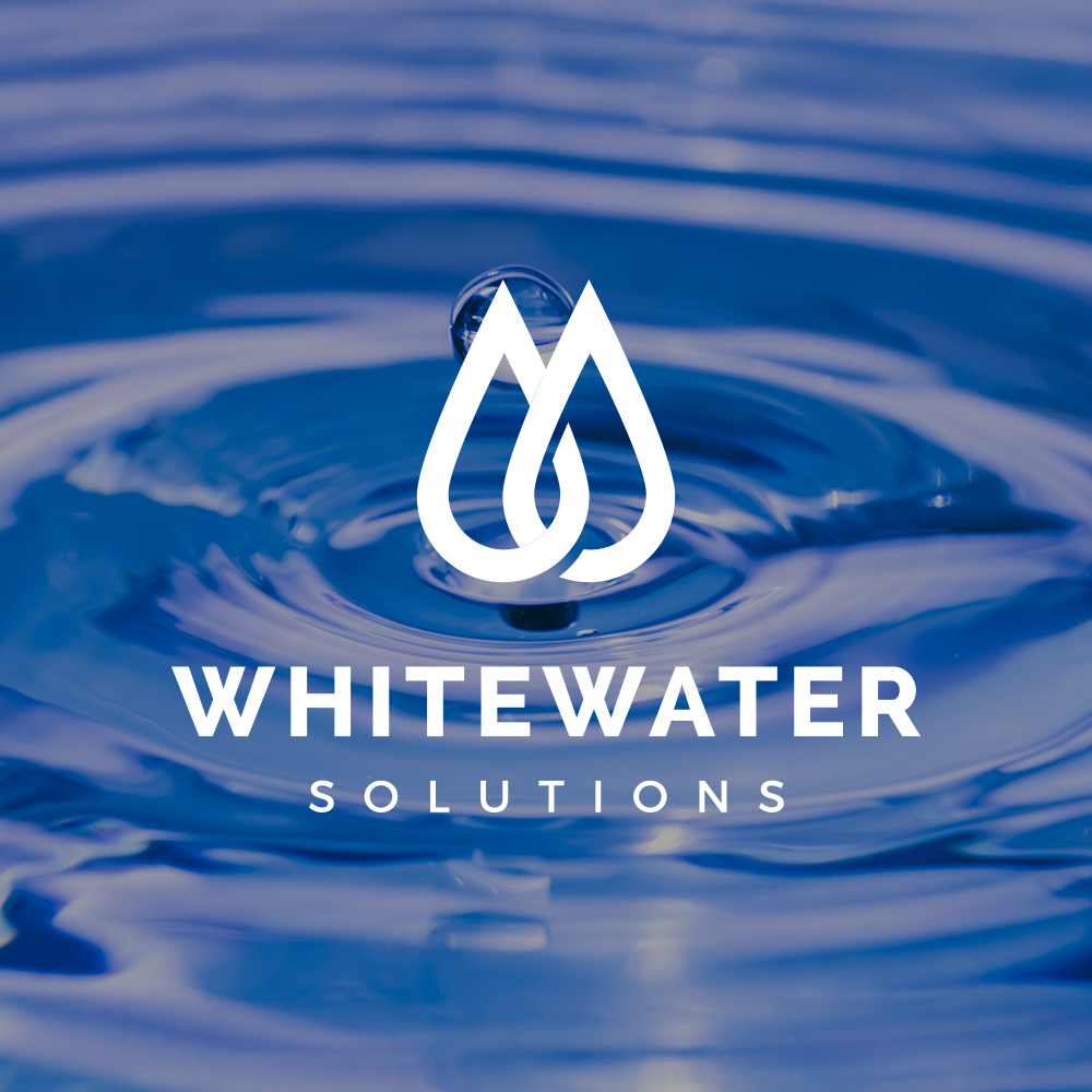 WHITE WATER SOLUTIONS - LOGO DESIGN