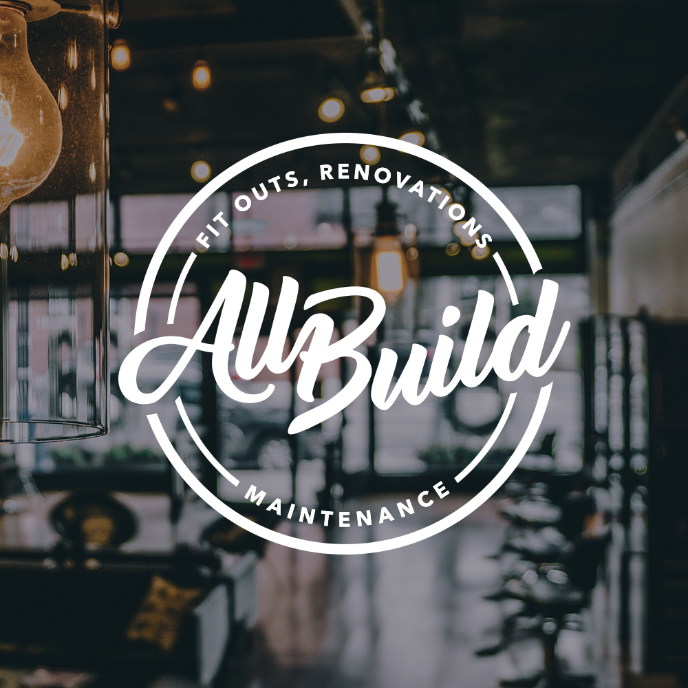 ALL BUILD LTD  | LOGO DESIGN