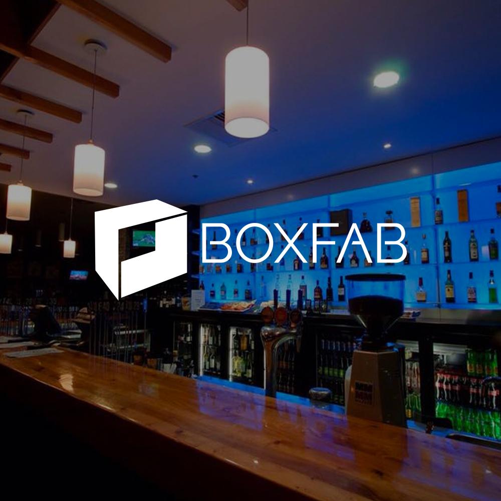 BOXFAB  | LOGO DESIGN