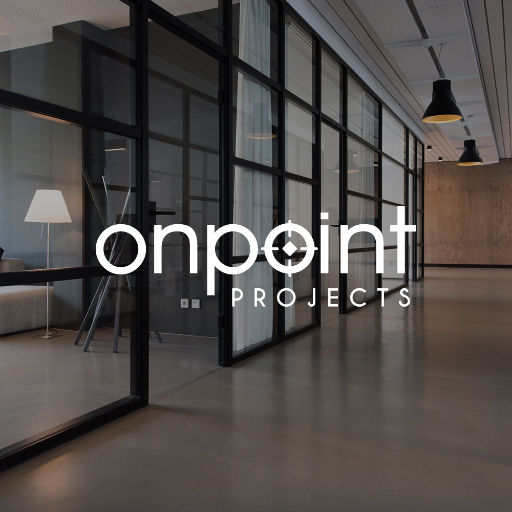 ON POINT PROJECTS  | LOGO DESIGN