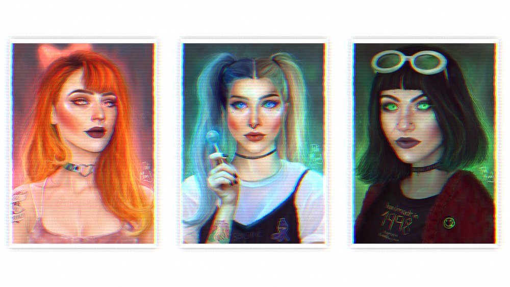 SETS - Get a bundle of prints from a same collection and save some cash!