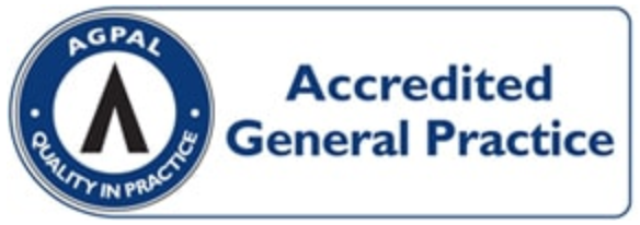 Fully AGPAL Accredited since October 2001
