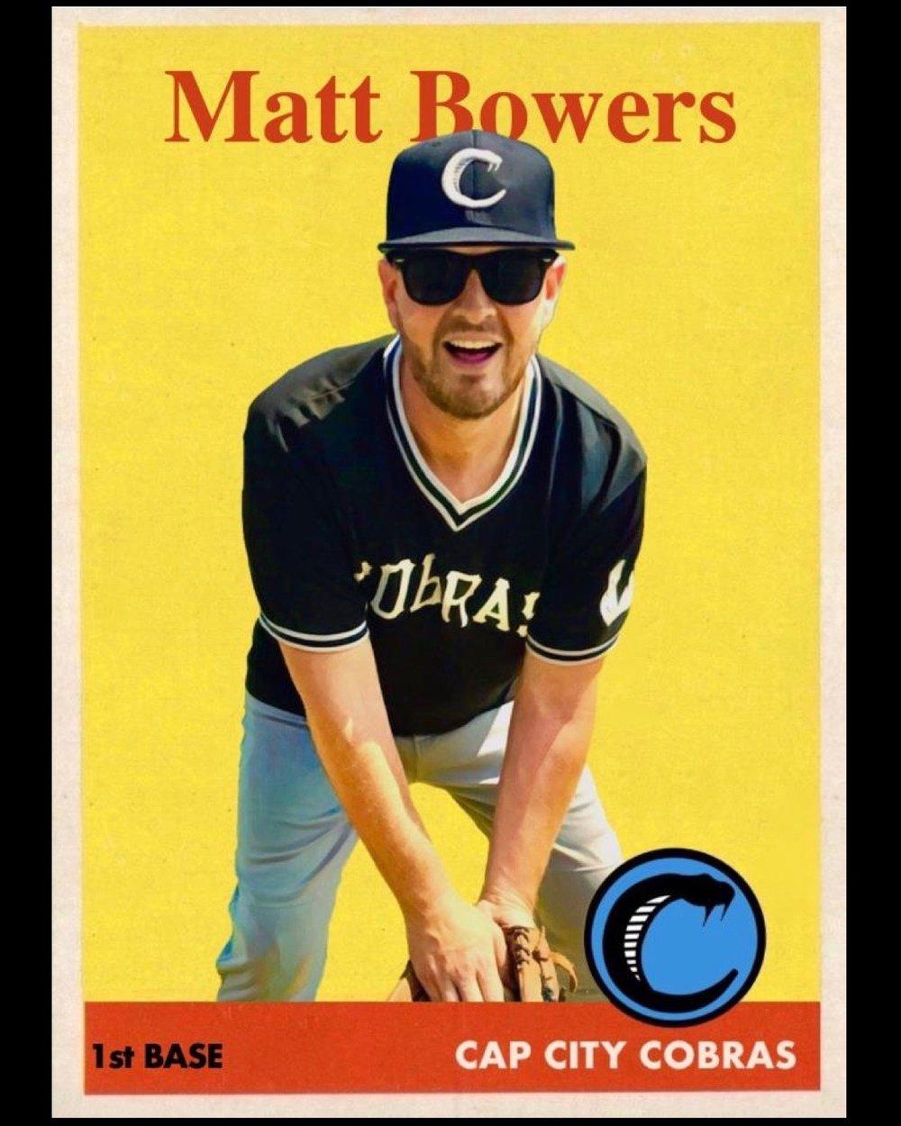 #2 - Matt Bowers