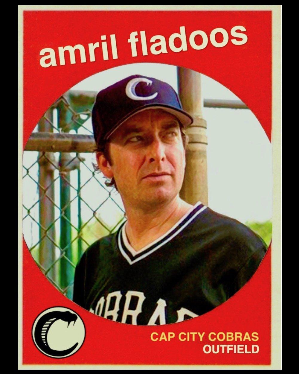 #5 - Amril Fladoos