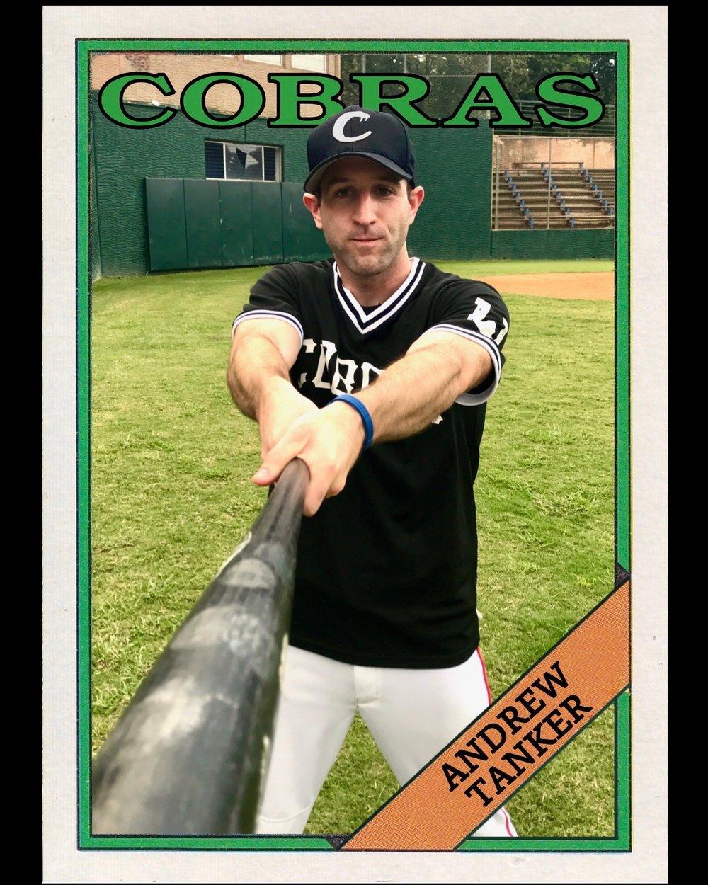 #11 - Andrew Tanker