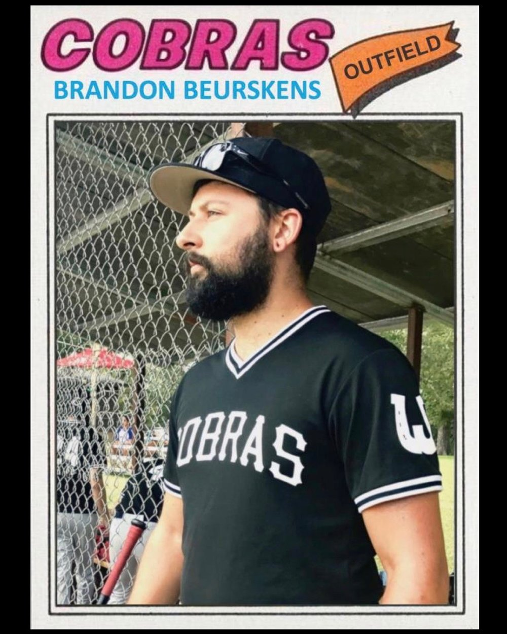 #15 - Brandon Beurskens