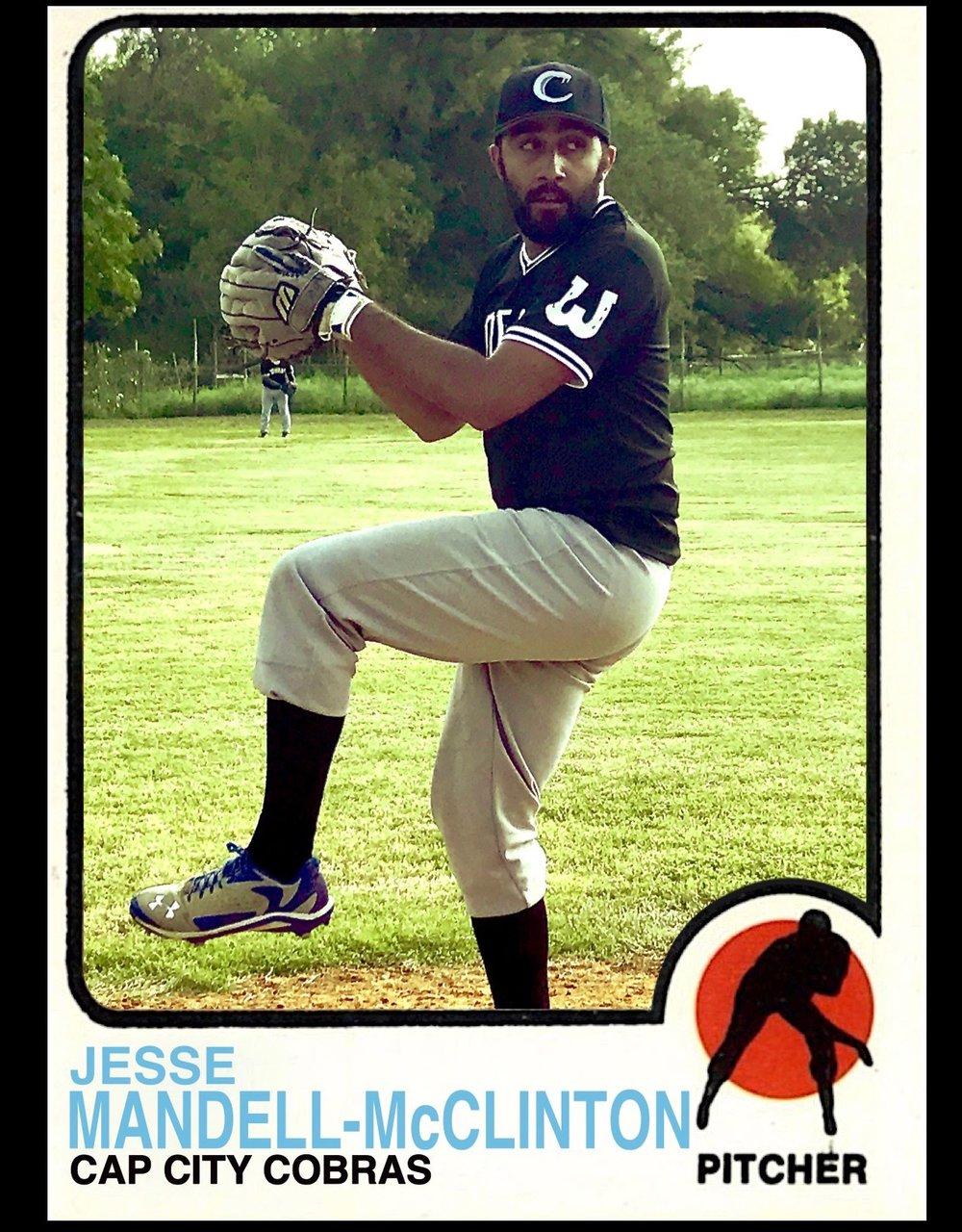 #13 - Jesse Mandell-McClinton