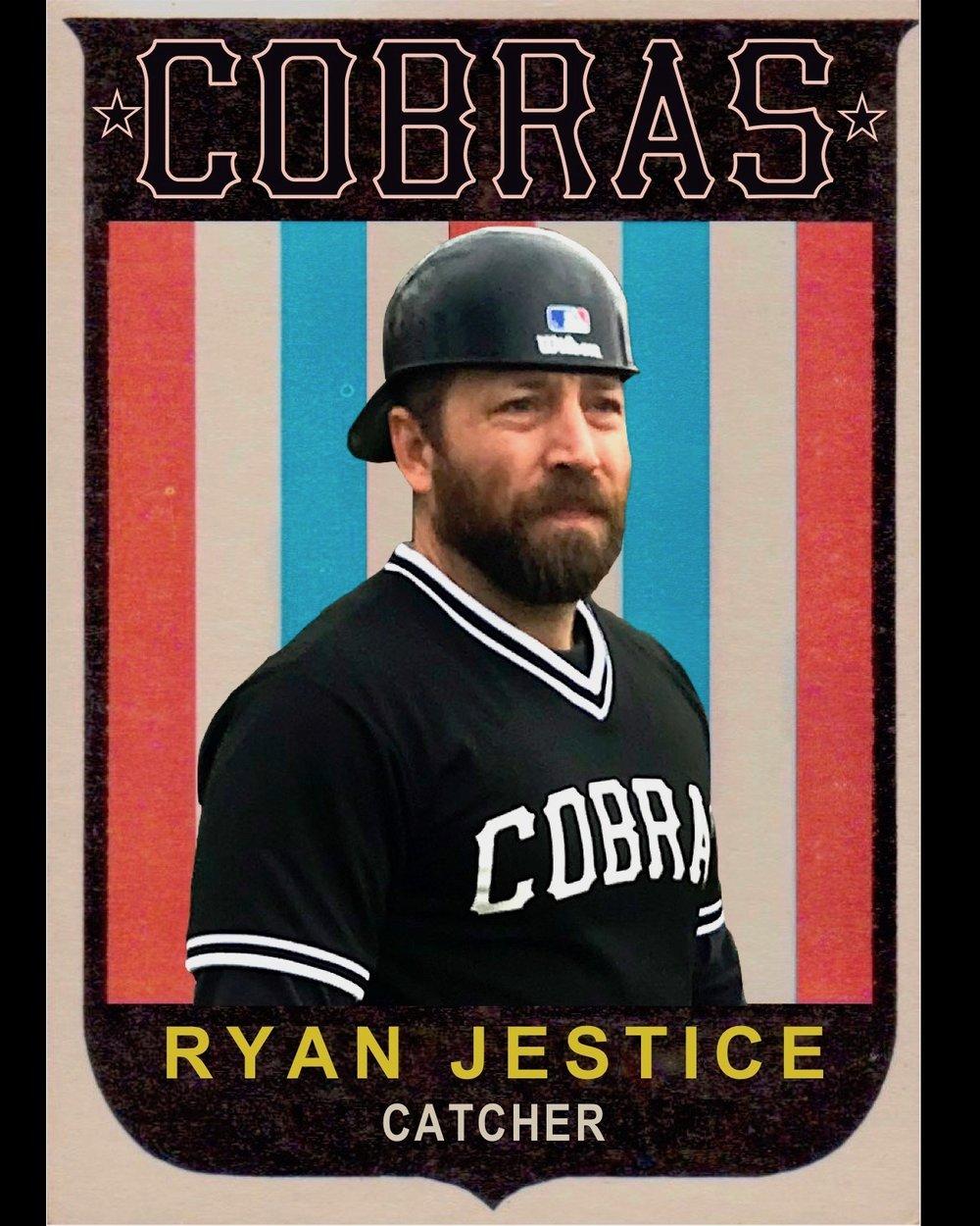 #4 - Ryan Jestice