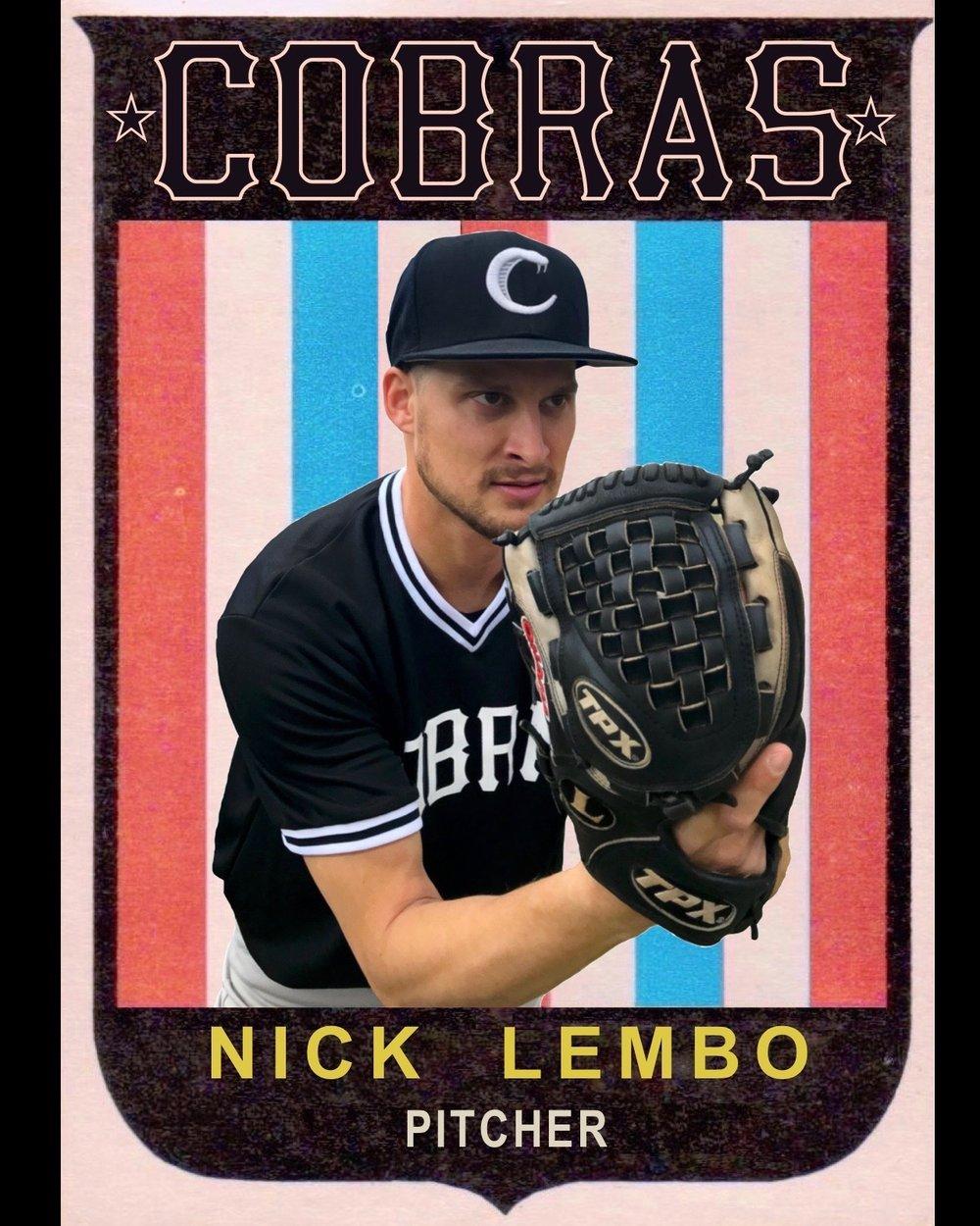 #33 - Nick Lembo