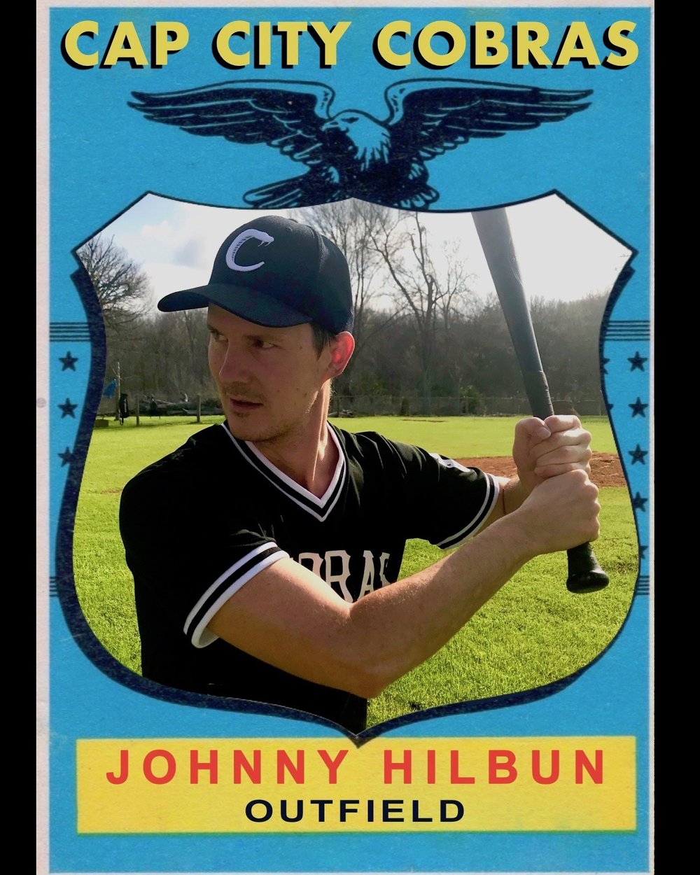 #19 - Johnny Hilbun