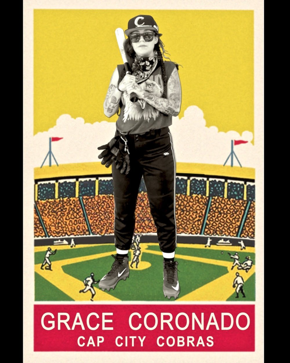 #35 - Grace Coronado