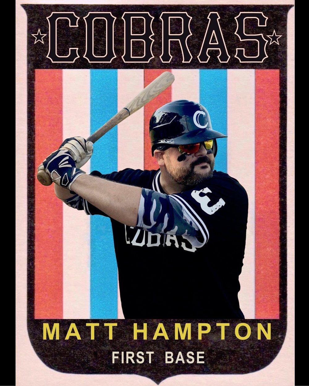 #14 - Matt Hampton