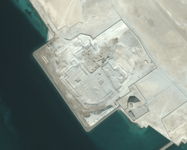 Louvre_Abou_Dabi_- building on reclaimed land