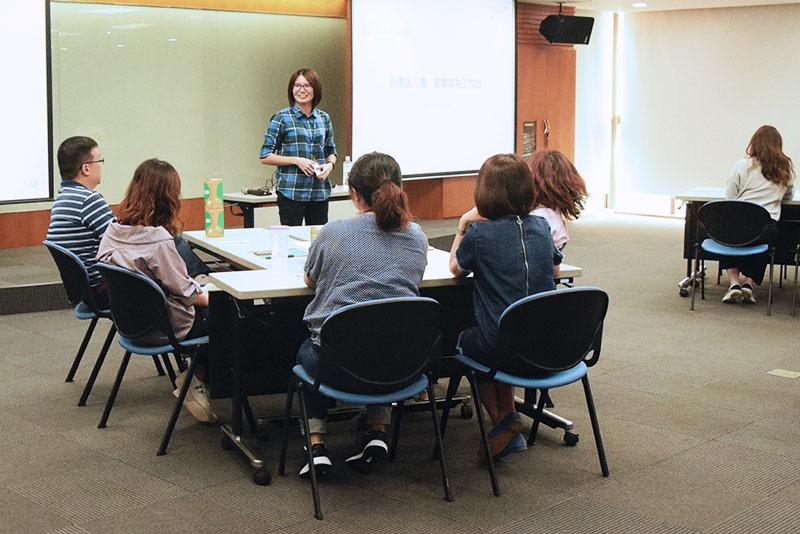 節能領導力工作坊 - 有效建立員工節能習慣,了解24/7 用電大數據,展開節能行為鼓勵