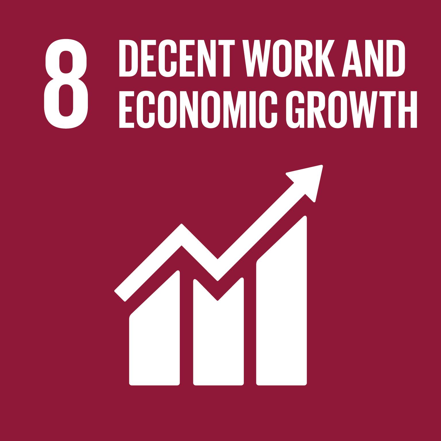 良好工作與經濟成長