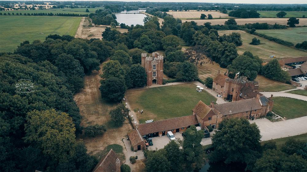 Leez Priory Wedding Videography
