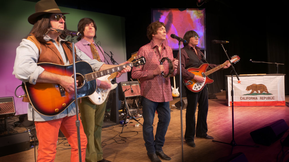 The Mahoney Brothers as the 60's folk sounds of CSNY, The Byrds, and more