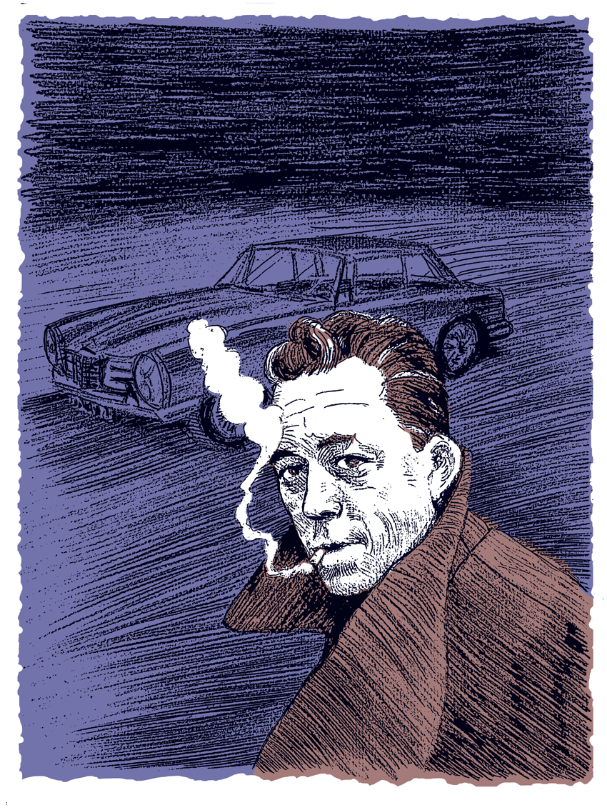 A. Camus  for Che Sfiga! book.jpg