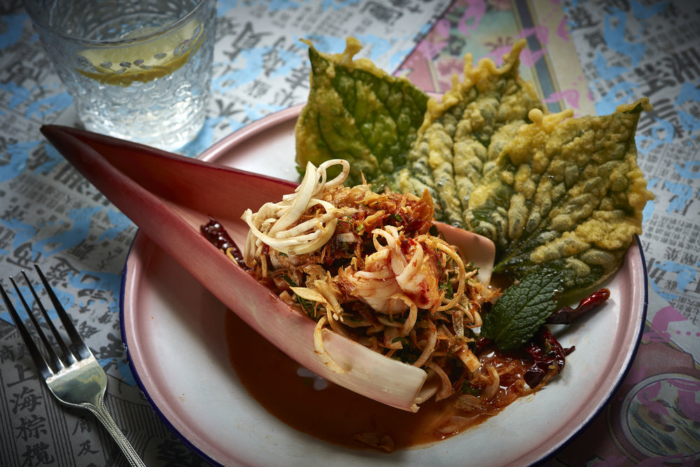 CHACHAWAN - A casual eatery that locals love and visitors flock to for the famous sweet-salt-sour-spice smack down cuisine that originates from Thailand's Isaan region. Recognised by the Royal Thai Government for its culinary authenticity.