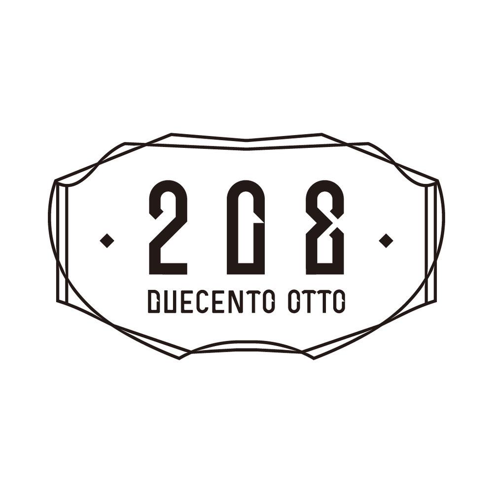 208 DUECENTO OTTO -