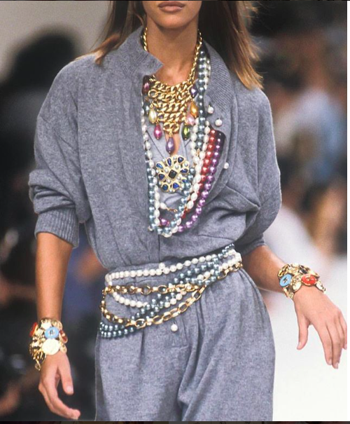 keep walking.. - 1993 CHANEL YOU WHERE MY FAV...