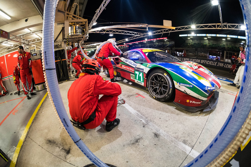 THE WORLD'S GREATEST RACE    The 24 Hours of Le Mans is the greatest motorsport event in the world.