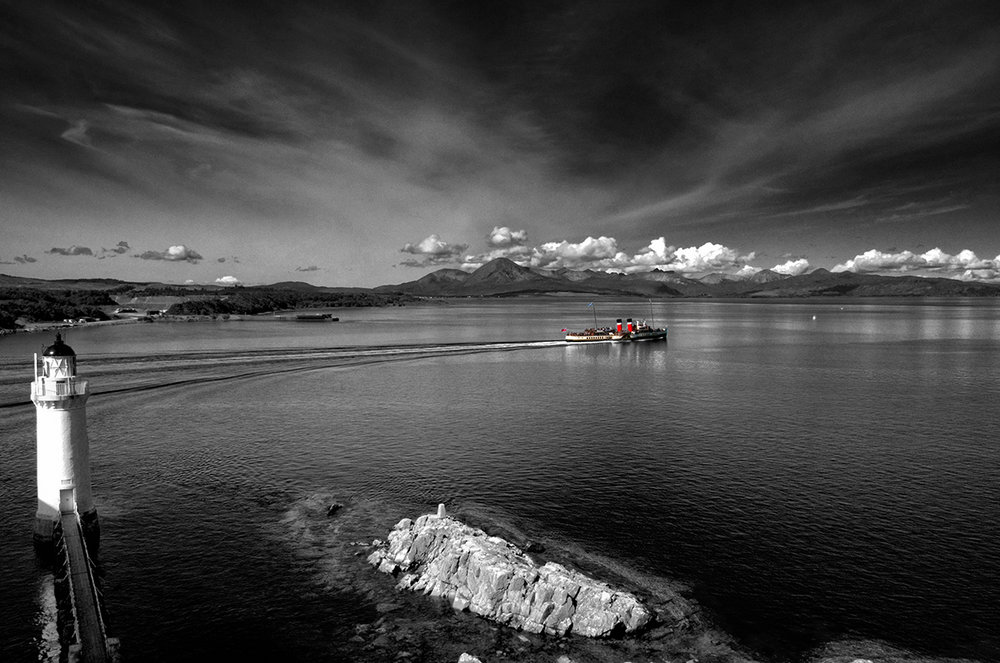 THE WAVERLEY -  CLICK HERE TO SELECT AND PURCHASE THIS IMAGE